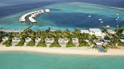 Jumeirah Group announces the opening of stunning new address in Maldives