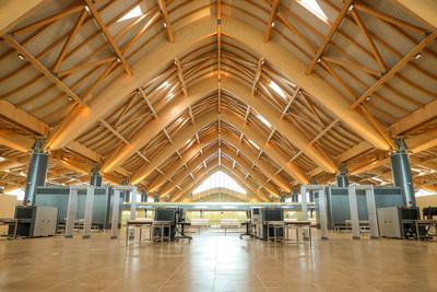 The Clark International Airport in Pampanga